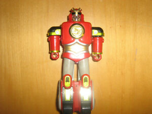 MIGHTY MORPHIN POWER RANGERS RED APE NINJA ZORD