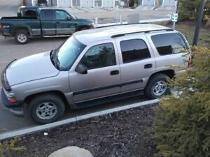 2004 Chevrolet Tahoe - CHEAP!!