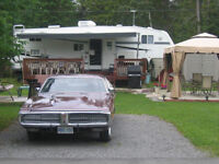 2007 Terry Fifth Wheel