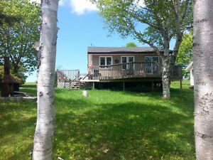 Cottage on Mill River