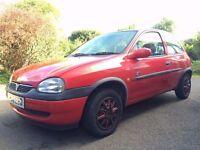 Vauxhall Corsa b LOW MILEAGE 45K! PRICE DROP NEED GONE!