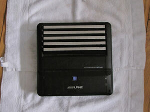 Alpine Mono Amp London Ontario image 1