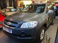 CHEVROLET CAPTIVA 2.4 LS Grey Manual Petrol, 2010 (10)