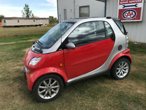 2006 Smart Fortwo CID diesel, GREAT fuel mileage