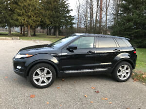 2014 Range Rover Evoque –  Excellent Condition - One owner