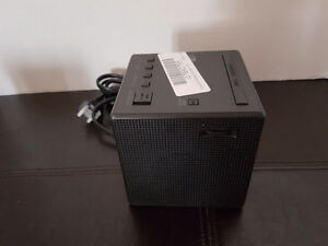 Sony ICFC1 Alarm Clock Radio, Black - Like New