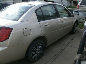 2005 Saturn ION Sedan Edmonton Edmonton Area image 4