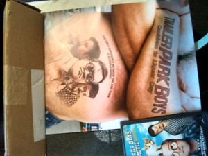 Trailer Park Boys Poster and Dvd