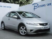 2009 59 Honda Civic 1.4i-VTEC Type S for sale in AYRSHIRE