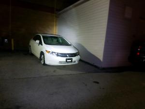 2012 Honda civic parts only