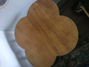 Clover Top Table $100