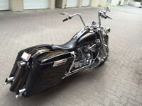 Custom Road King with 124' S&S Motor, ONLY $21,500!!