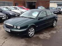 Jaguar X-TYPE 2.0 V6 2005MY SE