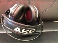 AKG headphones
