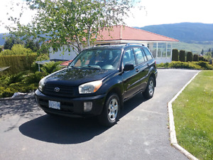 2003 Toyota Rav 4 4WD Reduced