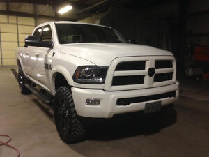 2016 Dodge Power Ram 2500 Laramie Pickup Truck