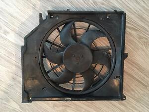 Bmw E46 radiator Fan