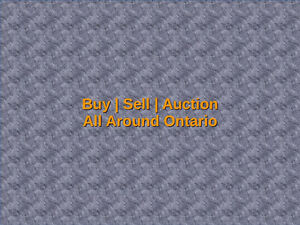 Online Auctions All Across Ontario on Facebook