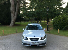 2009 Saab 9-5 1.9 TiD Turbo Edition 5 Door Estate Silver (FINANCE AVAILABLE)