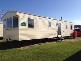 8 berth caravan reighton sands