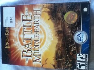 Battle for Middle Earth - EA Games - complete