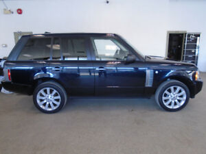 2006 RANGE ROVER HSE SUPERCHARGED! NAVI! DVD! ONLY $11,900!!!!