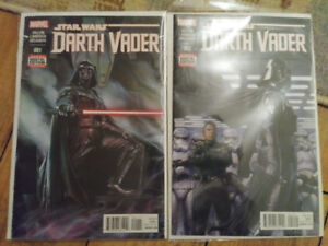 Star Wars: Darth Vader Issues 1 and 2