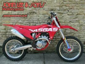 Gas Gas MC250F, Brand New 2021 Model, In Stock Now, Only One Available