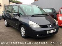 2003 RENAULT ESPACE 2.0 Expression 7 seats new MOT clean MPV