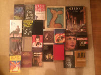 Job lot of 22 first edition books, all in excellent condition, some as new! Fiction, Art, etc etc