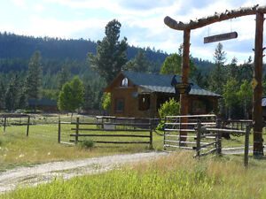 Great Get-Away in cottage near Kimberley and Cranbrook, BC