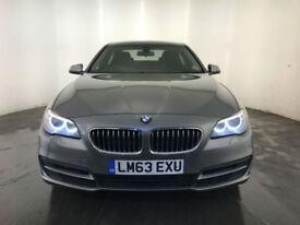 2013 63 BMW 520D SE DIESEL 4 DOOR SALOON 1 OWNER BMW SERVICE HISTORY FINANCE PX