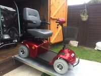 ALL TERRAIN FREERIDER MAYFAIR MOBILITY SCOOTER - FAST - VERY STURDY - WAS £2000 - now £395