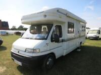 Auto Trail DAKOTA, 4 BERTH MOTORHOME AND TOW CAR