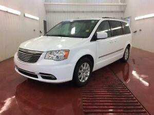 2016 Chrysler Town  Country Touring  - Bucket Seats - $90.59 /Wk