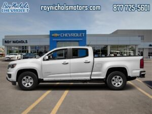 2018 Chevrolet Colorado Work Truck  -  Towing Package - $229.05