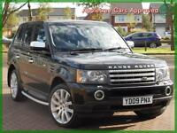 2009 (09) Land Rover Range Rover Sport 2.7 TDV6 HSE Automatic