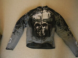 ICON DECAY HOOLIGAN LARGE MESH JACKET