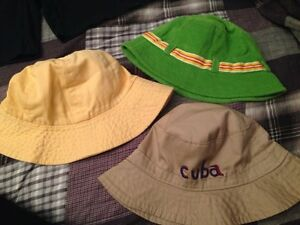 Bucket summers hats