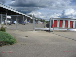 RV & Boat Storage in town Secure and convenient