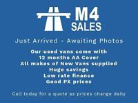 VW Crafter CR35 TDI LWB H/R 109PS