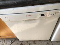 Bosh dishwasher 600mm