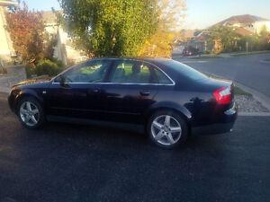 2003 Audi A4 3.0L Sedan