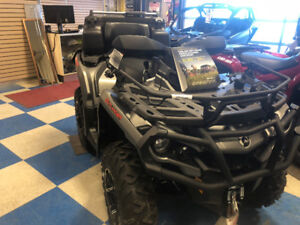 2017 CANAM XT FOR SALE!
