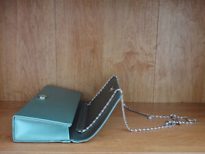Elegant pastel clutch (comes with strap)