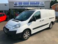 2010 Citroen Dispatch 1200 L2H1 LWB P V HDI 90 PANEL VAN Diesel Manual