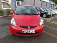 Honda Jazz 1.4I DSI SE (red) 2008