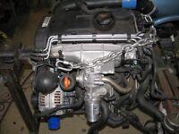 SUPPLIED & FITTED VW CADDY 2.0 TDI DIESEL ENGINE