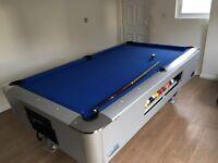 Sam Bison Proffesional pool table slate table