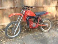 WANTED: HONDA TRIKE OR DIRT BIKE PARTS